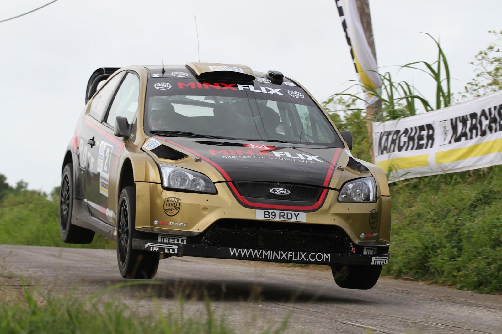 Eamonn Boland - Dom Buckley Motorsports