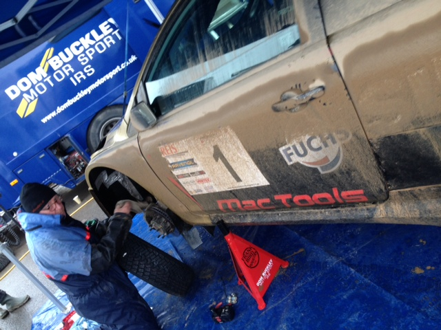Malcolm wilson rally report for Wilson county motors service
