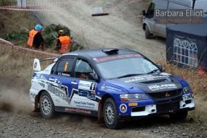 Dale Robertson/Stuart Loudon 7th Overall Pic by Barbara Elliot